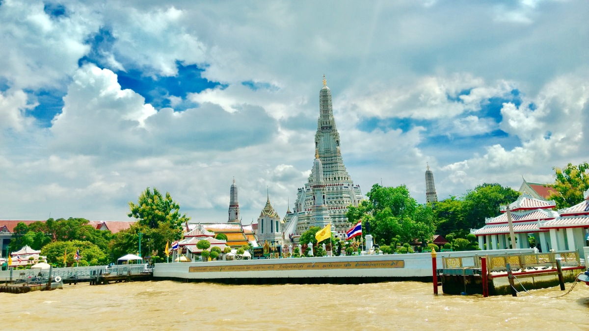 Bangkok - Where The Familiar And The Exotic Collide